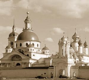Спасо яковлевский монастырь
