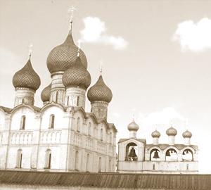 Успенский собор ростовского кремля